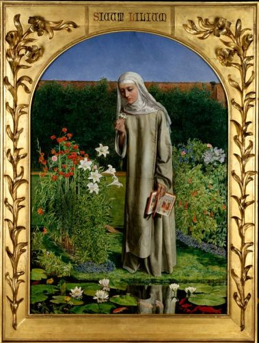 Convent Thoughts by Charles Allston Collins