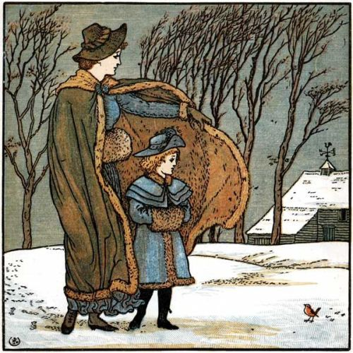 Illustration by Walter Crane