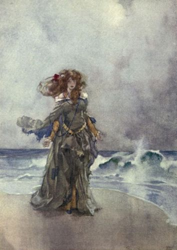 Illustration by William Russell Flint
